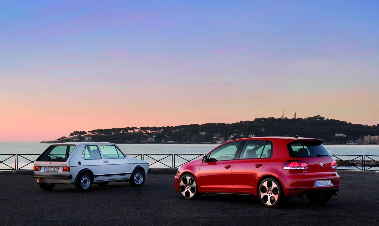 Volkswagen Golf Mk1 GTI vs.
