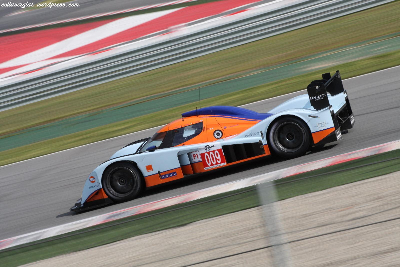 Lola-Aston Martin LMP1,