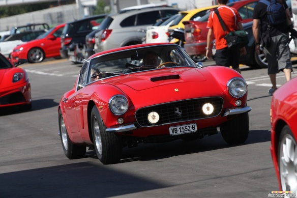 Ferrari 250 GT SWB 0