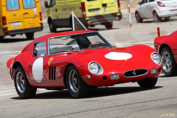 Ferrari 250 GTO Replica 5