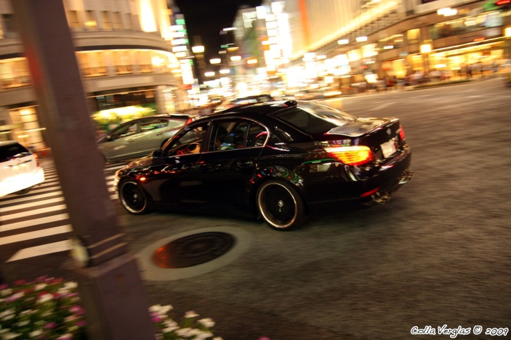 BMW E60 M5 2