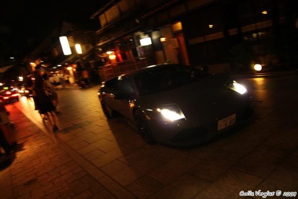 Lamborghini Murcielago LP640 1