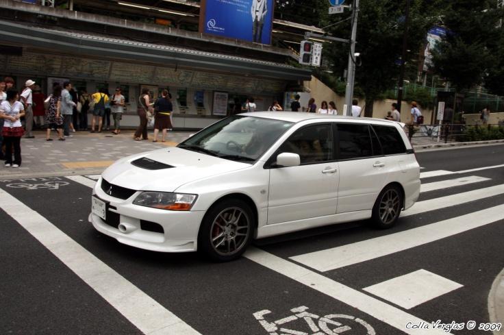Mitsubishi Lancer Evo IX Wagon 1 Cropped