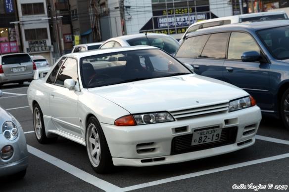 Nissan R32 Skyline GT-R 9