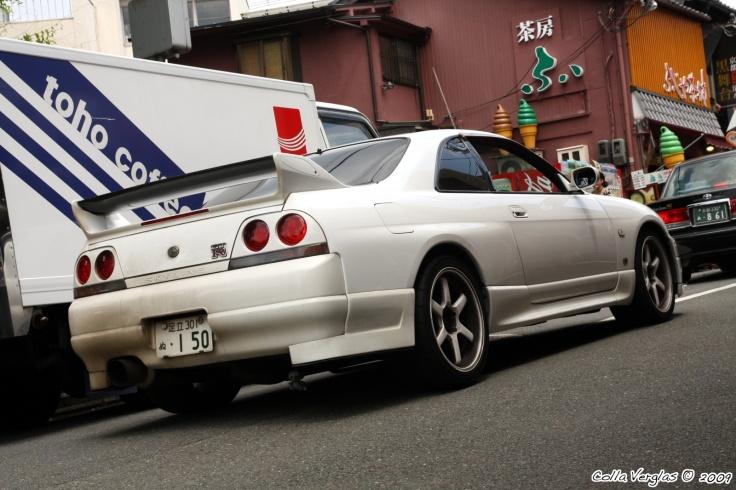 Nissan R33 Skyline GT-R 6