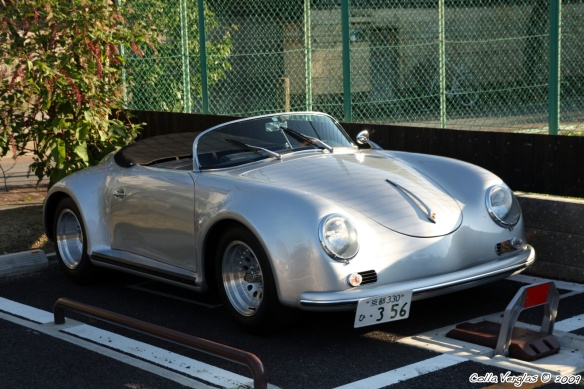 Porsche 356 Speedster Replica 4