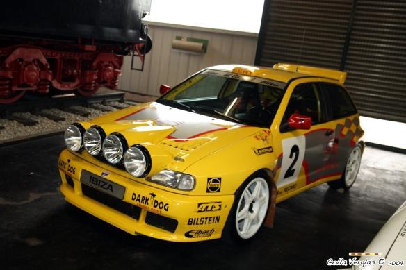 Seat Ibiza Kit-Car 1