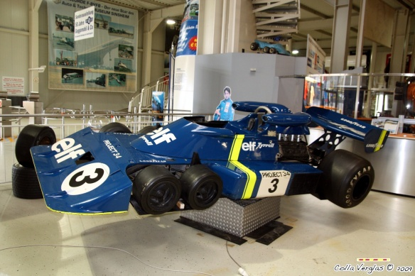 Tyrrell Ford P34 1