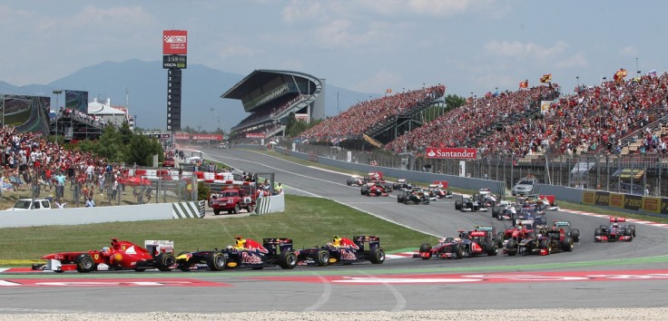 Race-Start-Spanish-Formula-One-GP-2011
