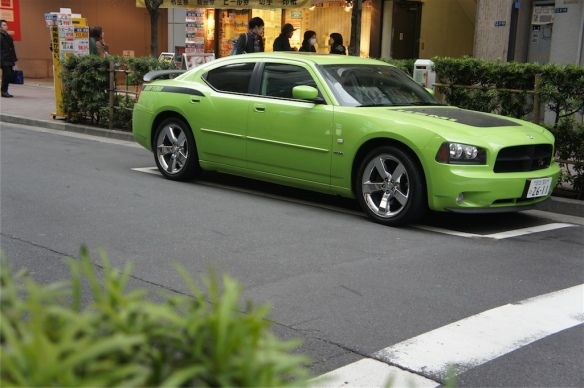 Dodge Charger Daytona 2