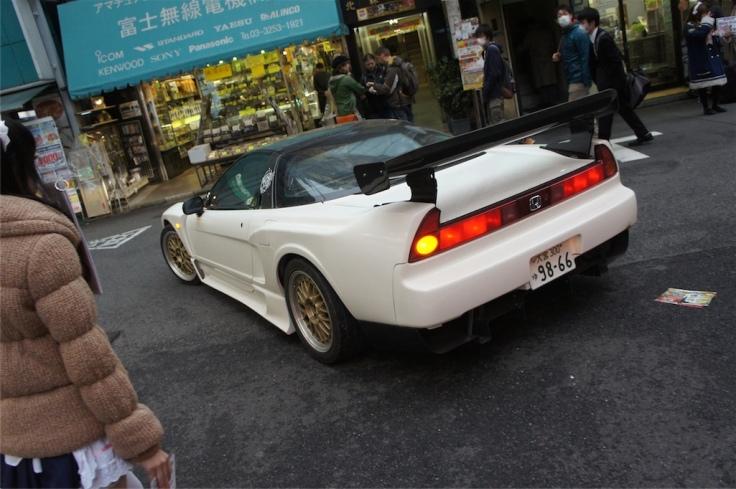 Honda NSX tuning 4