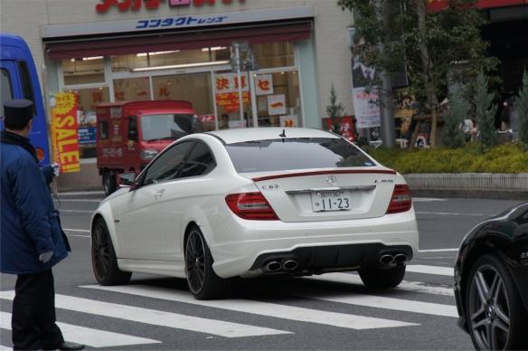 Mercedes-Benz C63 AMG Coupe Performance Studio Edition 1