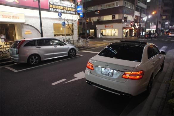Mercedes-Benz E63 AMG 2