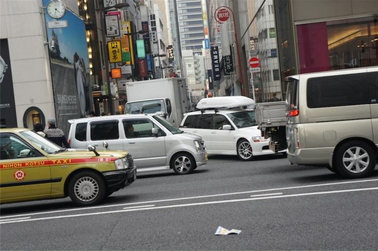 Mitsubishi Lancer Evo IX Estate 1