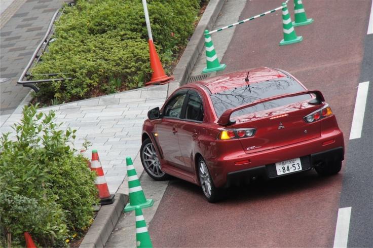 Mitsubishi Lancer Evo X 1