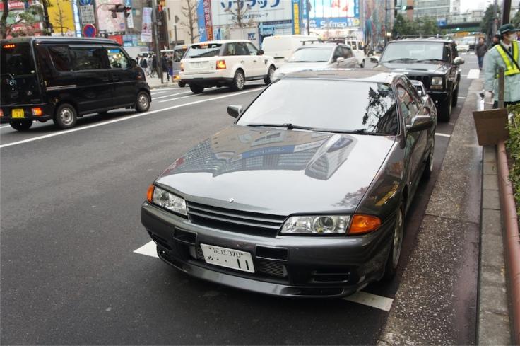 Nissan R32 Skyline GT-R 3