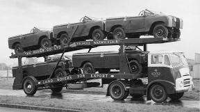 Land Rover Transporter 1959 R-3323-1