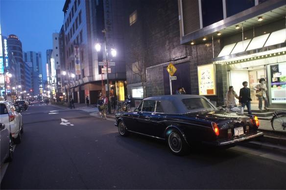 Rolls Royce Corniche 2