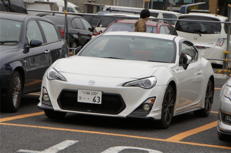Toyota GT 86 1