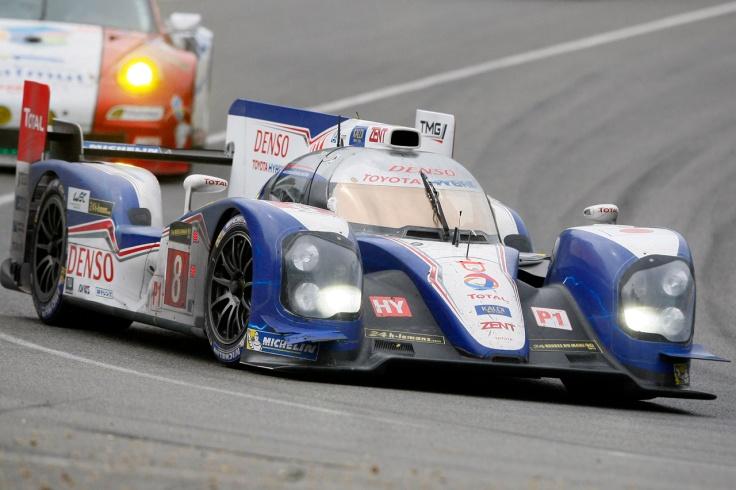 France Le Mans 24H Auto Race