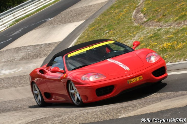 Ferrari 360 Modena Cabrio 2