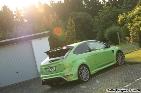 Ford Focus RS 10000