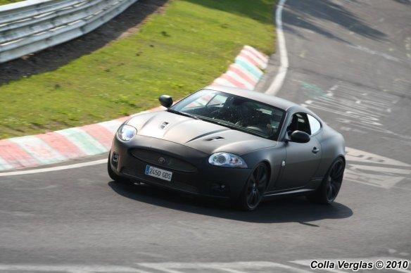 Jaguar XKR 1