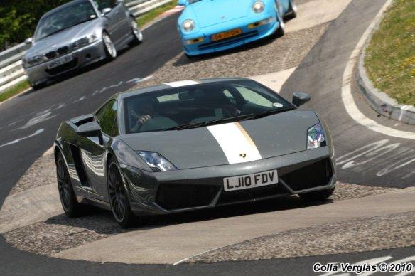 Lamborghini Gallardo LP550-2 Valentino Balboni 1