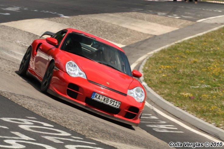 Porsche 996 GT2 1