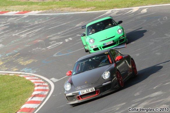 Porsche 997 GT3 RS Mk1 3