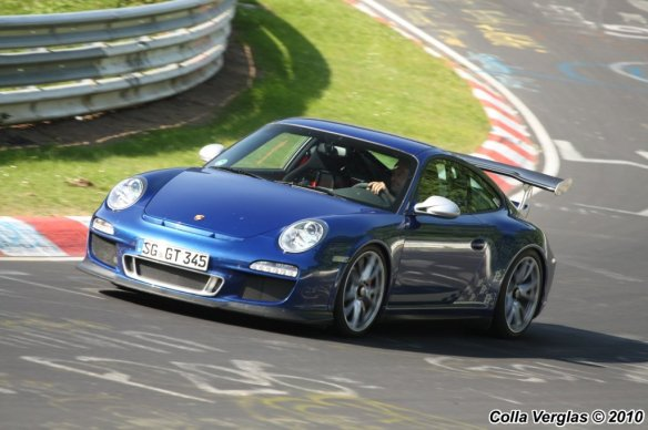 Porsche 997 GT3 RS Mk2 1