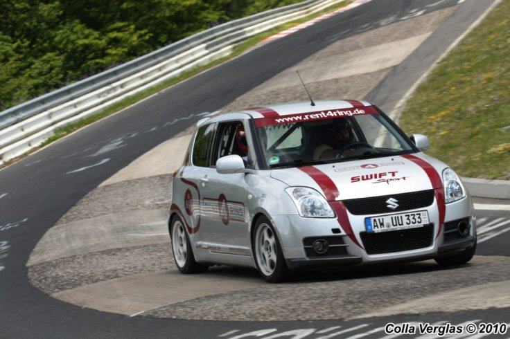 Suzuki Swift Sport 2