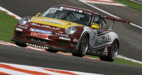 Porsche Mobil 1 Supercup Belgien 2010