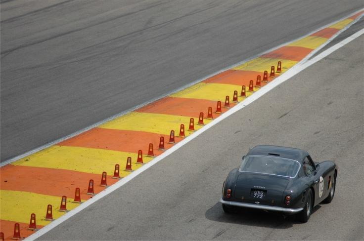 1Ferrari 250 GT SWB 12