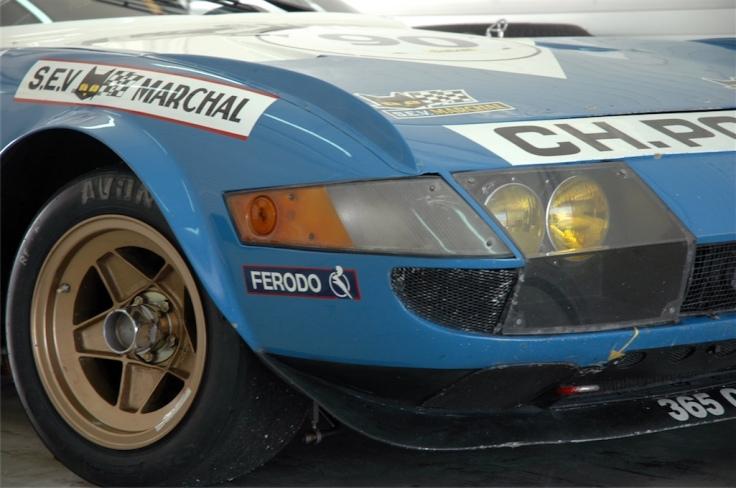 1Ferrari 365 GTB4 Daytona Competizione 1