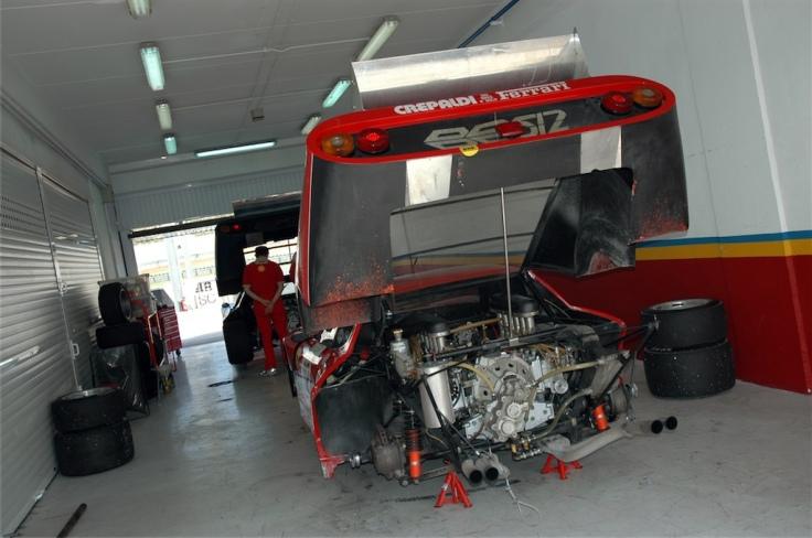 1Ferrari 512 BB LM 11