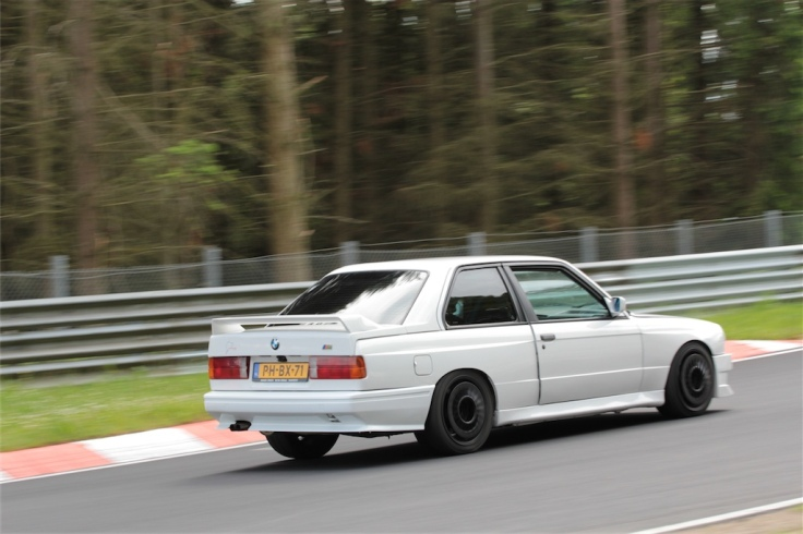 BMW E30 M3 4