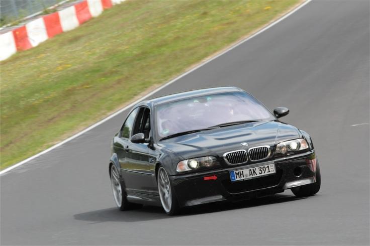 BMW E46 M3 CSL 1