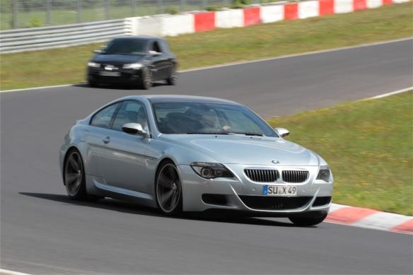 BMW E63 M6 1