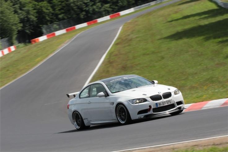 BMW E92 M3 3