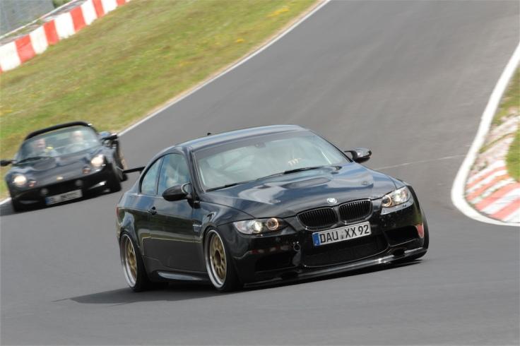 BMW E92 M3 4