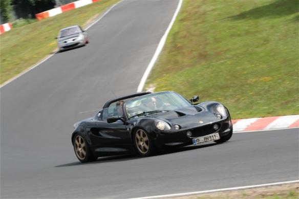 Lotus Elise 1