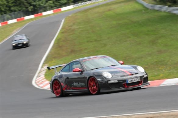 Porsche 997 GT3 RS 11