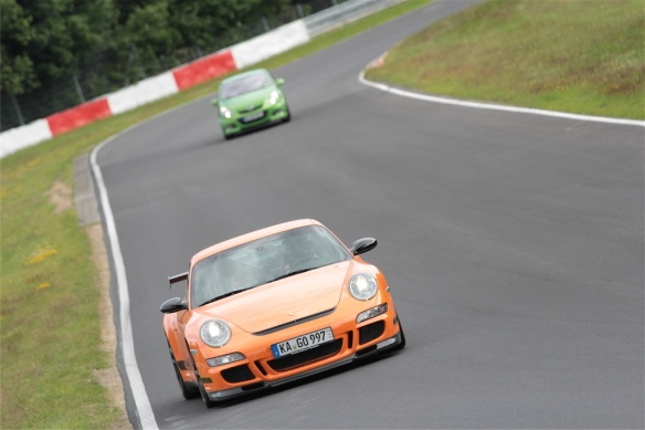 Porsche 997 GT3 RS 7
