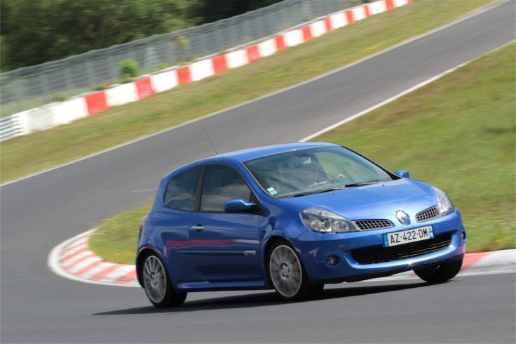 Renault Clio RS 2