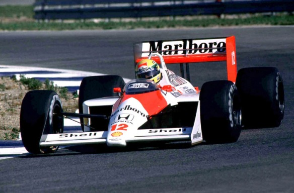 Ayrton Senna Story
