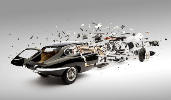 Fabien-Oefner's-Disintegrating-Cars