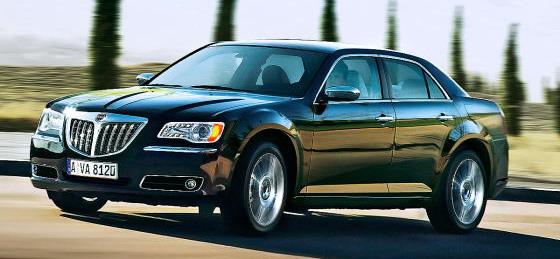 Lancia Thema review