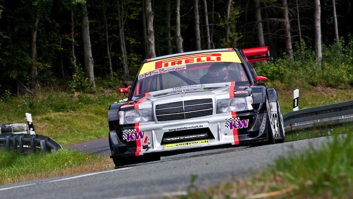 Mercedes-Benz-190E-DTM-RM1-V8-JUDD-Hillclimb