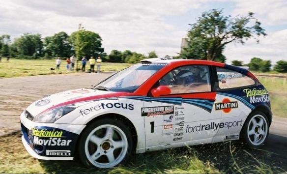 Ford Focus WRC 1